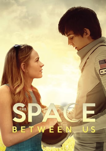 The Space Between Us 2017
