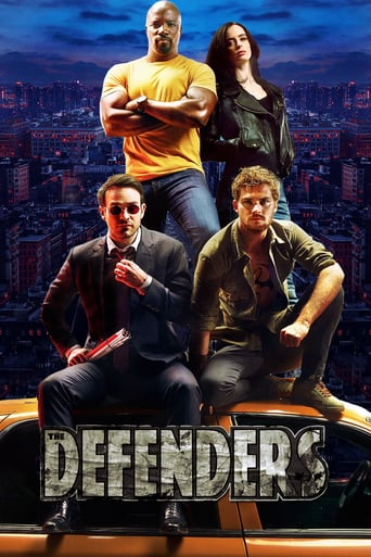 Marvel's The Defenders 2017