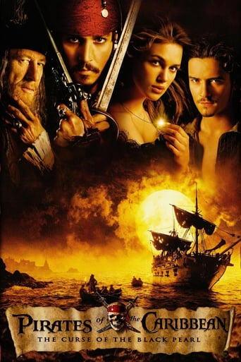 Pirates of the Caribbean: The Curse of the Black Pearl 2003