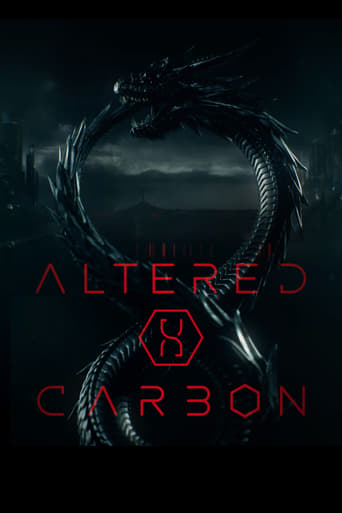 Altered Carbon 20182020